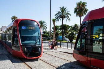 Citadis tram in Nice, source: Alstom
