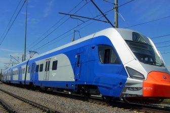 Ivolga train, source: Wikipedia