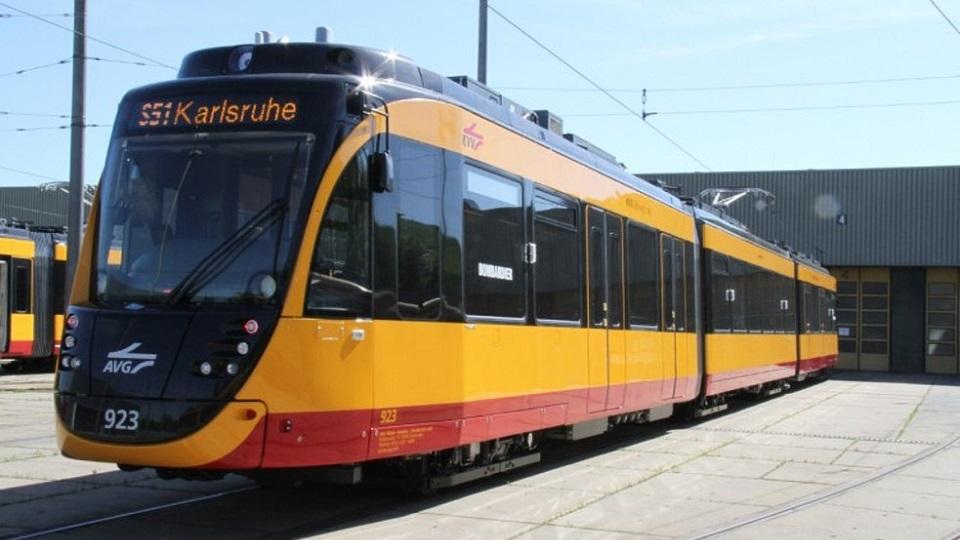 Karlsruhe Tram