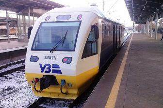 Kyiv Boryspil Express train, source: Wikipedia