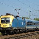 MAV InterCity train, source: Wikipedia