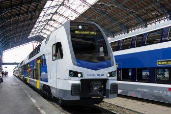 MAV Kiss train, source: Stadler