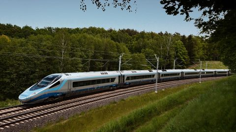 PKP Intercity Pendolino train, source: PKP Intercity