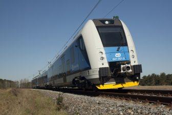 Skoda 7Ev train, source: Škoda Transportation