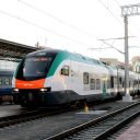 Belarusian Flirt train, source: Stadler