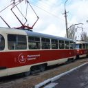 zech Tatra T3 trams in Mariupol, source: Mariupol city council
