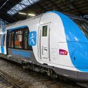 Francilien train in Paris, source: Bombardier