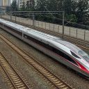 Fuxing CR400AF bullet train, source: Wikipedia