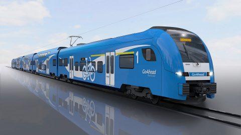 Go-Ahead Desiro HC train, source: Siemens Mobility