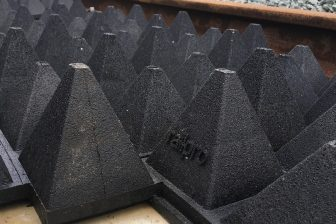 Railpro Pyramid Panel, source: RailPro