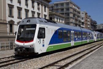 Stadler train in Apulia, source: Stadler