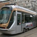 Tram in Brussels, source: Wikipedia