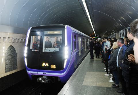 81-765 train in Baku metro, source: Wikipedia