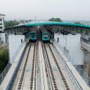 Bangalore metro, source: Alstom