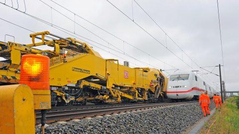 Deutsche Bahn upgrades infrastructure, source: Deutsche Bahn