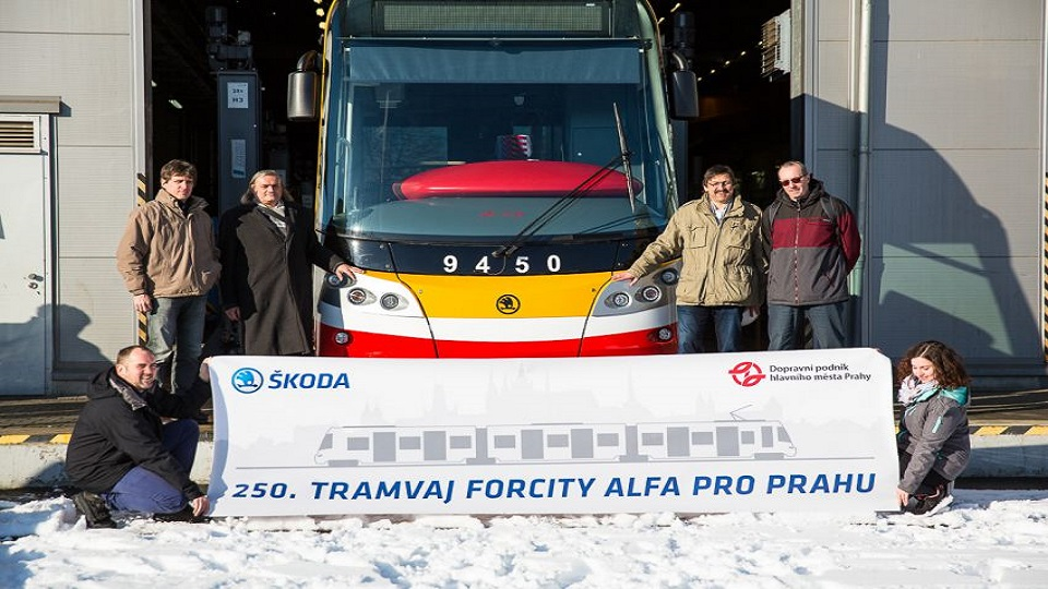 ForCity Alpha tram, source: Škoda Transportation