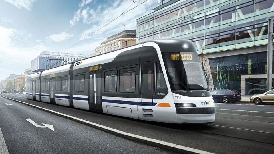 ForCity Smart tram, source: Škoda Transportation