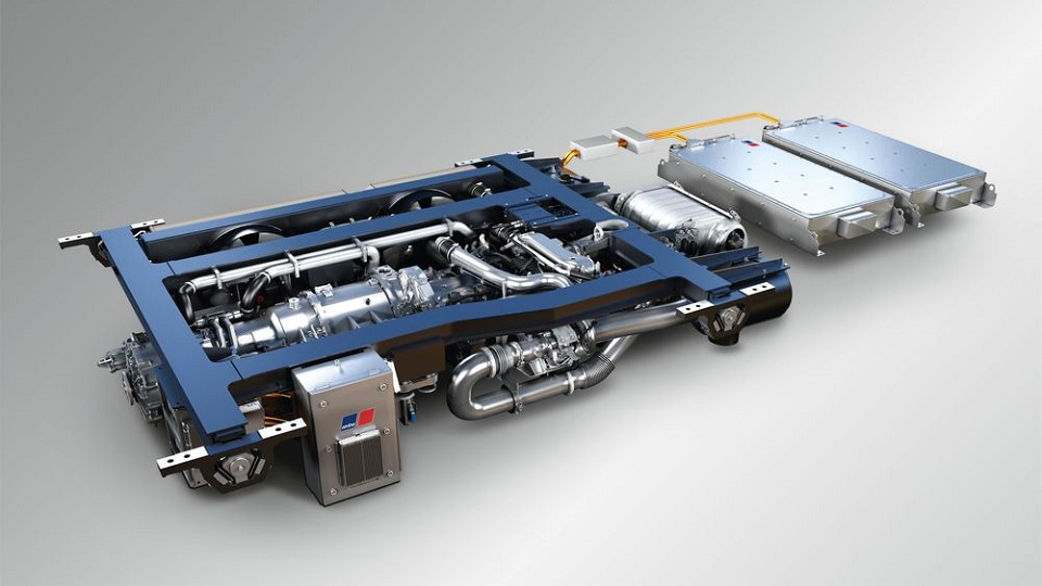 MTU Hybrid PowerPacks, source: Rolls-Royce Power Systems