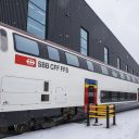Refurbished IC2000 coaches, source: SBB