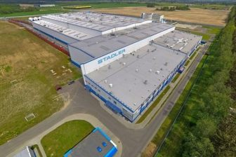 Stadler production facility in Fanipol, Belarus, source: Stadler