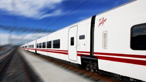 Talgo train, source: Talgo