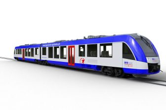 Coradia Lint train of Bayerische Regiobahn, source: Alstom