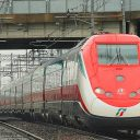 Frecciarossa ETR500 high-speed trains, source: Wikipedia