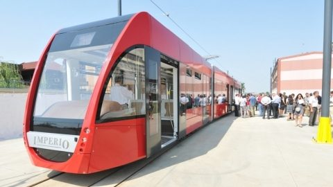 Imperio tram, source: Imperio tram