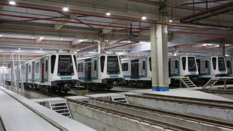 Inspiro metro trains in Sofia, source: Siemens Mobility