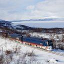 Malmbanan Iron Ore Railway, source: Wikipedia