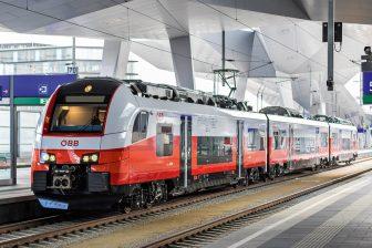 ÖBB Desiro train, source: Siemens Mobility