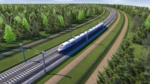 Rail Baltica, source: RB Rail