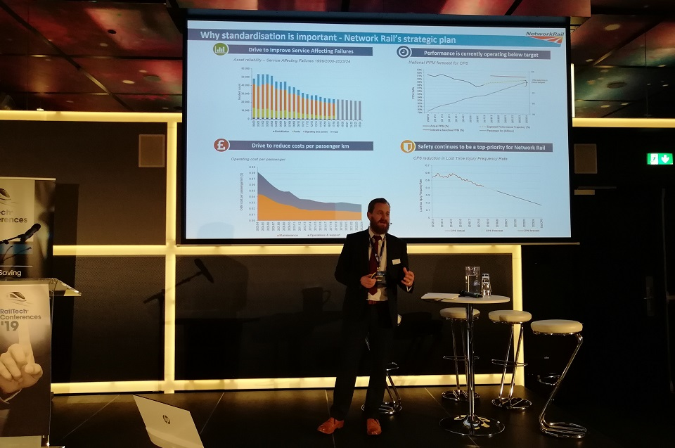 Liveblog RailTech Europe 2019: Day 3  Predictive maintenance