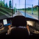 SBB train simulator, source: SBB