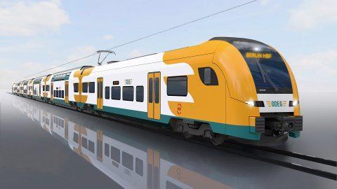 Siemens Desiro HC train, source: Siemens Mobility