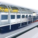 Train airflow, source: SHP Primaflex