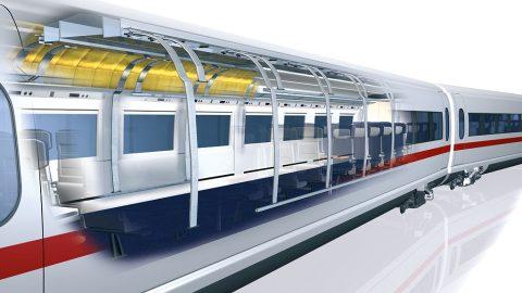 Train airflow, source: SHP Primaflex