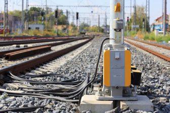 AZD Praha signalling equipment, source: AŽD Praha