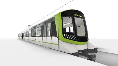 Alstom Metropolis train for Montreal, source: Alstom