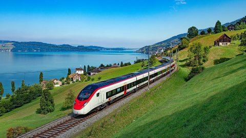 Giruno high-speed train, source: Stadler