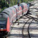 Israel Railways train, source: Wikipedia