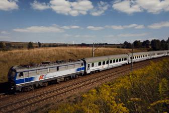 PKP Intercity passenger train, source: PKP Intercity