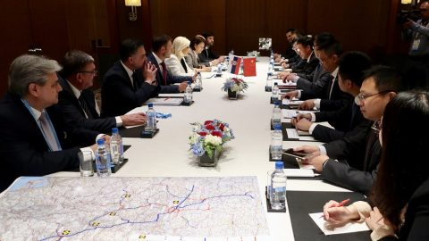 Serbia signs railway agreement with China, source: Infrastruktura Železnice Srbije
