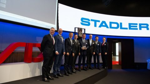 Stadler IPO on SIX Swiss Exchange, source: SIX Swiss Exchange