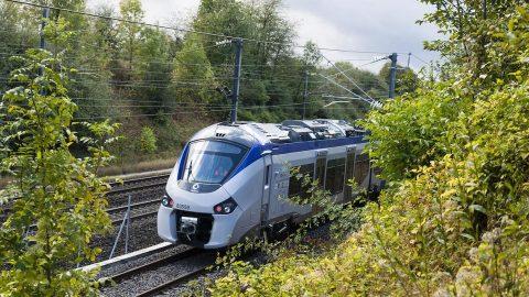 Alstom Coradia Polyvalent train, source: Alstom