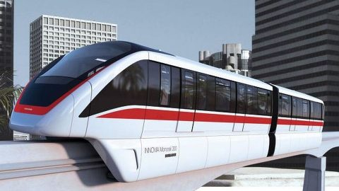 Bombardier Innovia Monorail, source: Bombardier Transportation