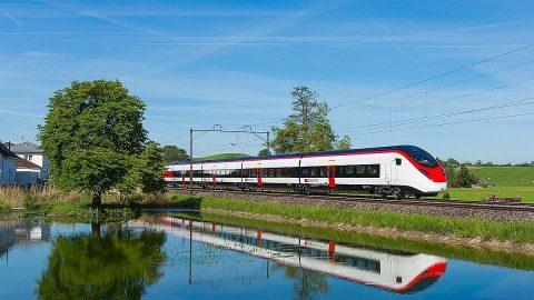 Giruno high-speed train, source: Wikipedia