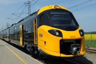NS InterCity Next Generation train, source: Nederlandse Spoorwegen (NS)