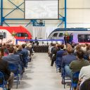 Opening of Stadler plant in Utah, source: Stadler Rail