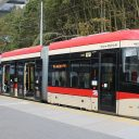 Pesa Jazz tram in Gdansk, source: Wikipedia